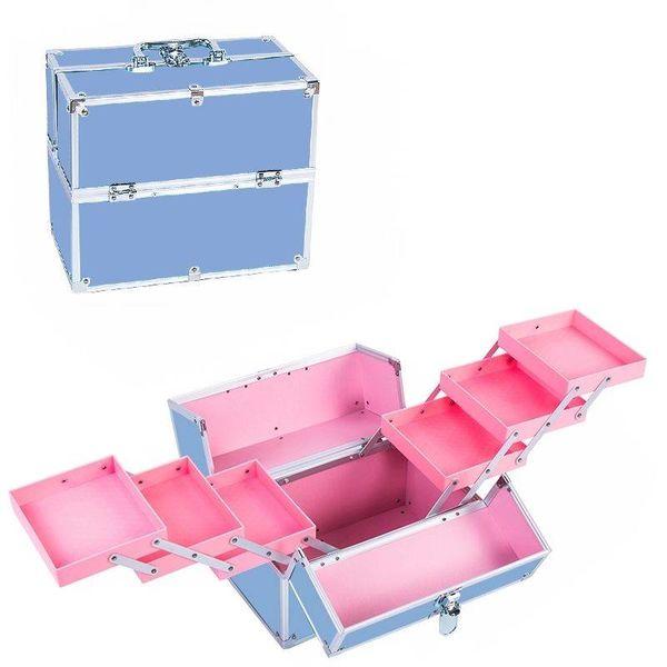 Cosmeticakoffer Beautycase Kapperskoffer Nagelkoffer