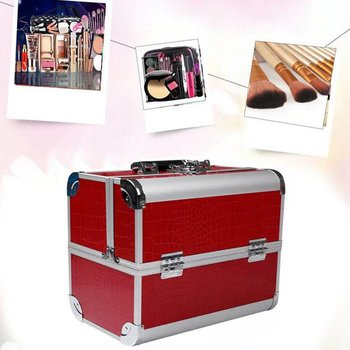 Cosmeticakoffer Make-up koffer Beautycase Kapperskoffer