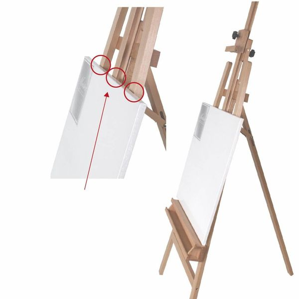 Professionele Schildersezel 230 cm