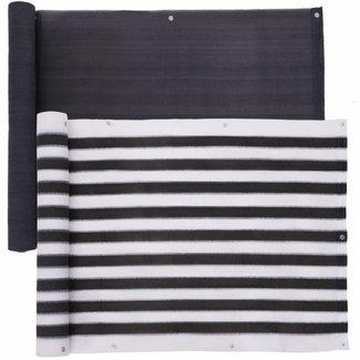 Balkondoek Privacydoek Balkonbescherming 0,75 x 6 meter