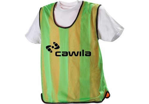 Cawila duplex junior hesje groen/oranje