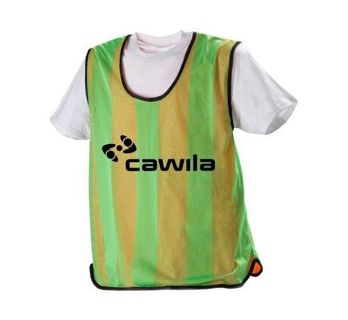 Cawila duplex junior hesje/overgooier groen/oranje