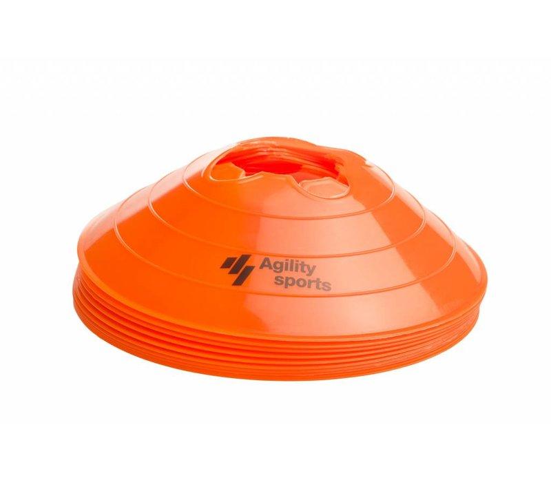 markeringshoedjes oranje