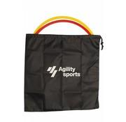 Agility Sports Coördinatie hoepel tas