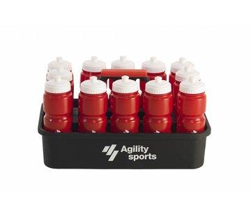 Agility Sports bidonkrat Set