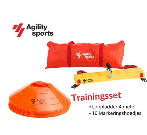 Agility Sports Trainingsset Oranje