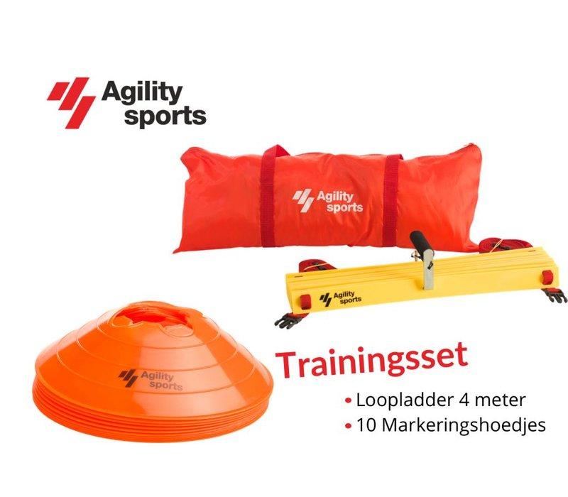 Trainingsset Oranje