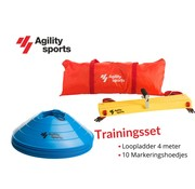 Agility Sports Trainingsset Blauw