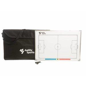 Agility Sports tas voor coachbord 60 x 90 cm