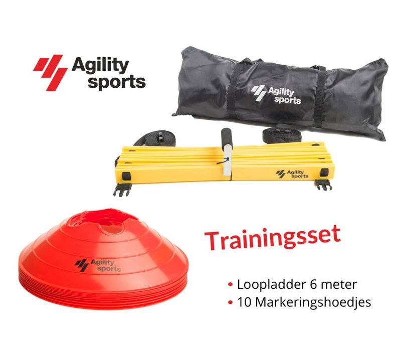 Trainingsset Rood