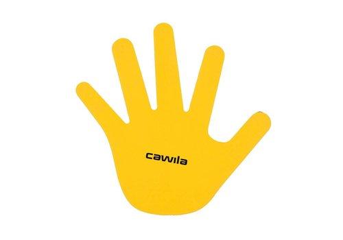 Cawila floormarker hand 4 stuks