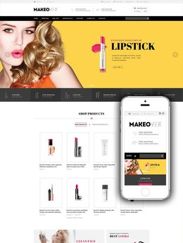 Makeover Responsive