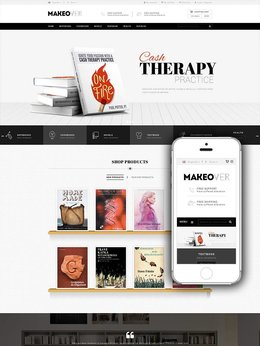Makeover Responsive Books