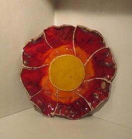 Wandblume 2
