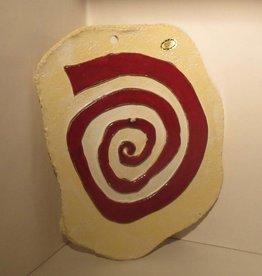 Wandbild Spirale 1