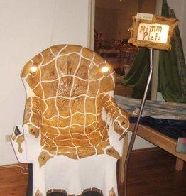 Beheizbarer Sessel