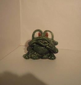 Frosch klein bed. Liebe 1