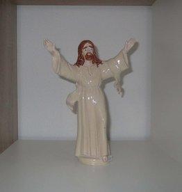 Keramikfigur: Jesus