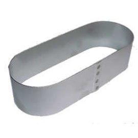 Sloffen ring 25- 9 cm.