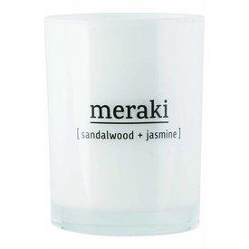 Meraki GEURKAARS SANDALWOOD-JASMINE LARGE