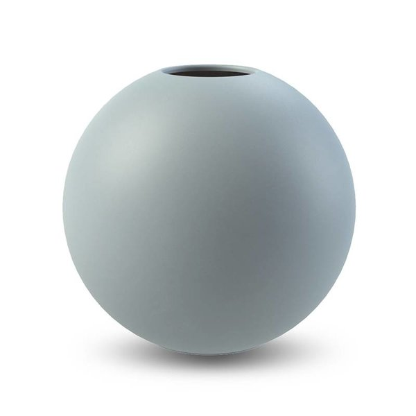 Cooee Design BALL VAAS  DUSTY BLUE - LARGE