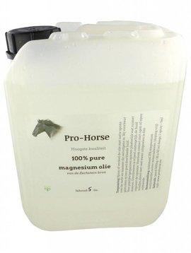 Paarden Magnesium olie 5 liter