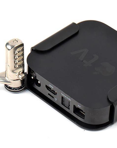Anti-diefstal slot voor Apple TV