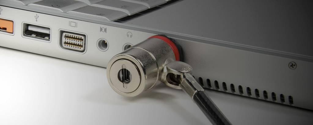 Protections antivol pour ordinateurs portables et de bureau