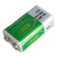 9V Oplaadbare 300mAh blokbatterij