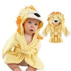Baby dieren badjas