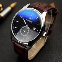 YaZole Herenhorloge met BlueGlass