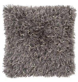 Sierkussen Adofo 45x45 cm donker grijs