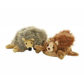Handpop Egel en Eekhoorn