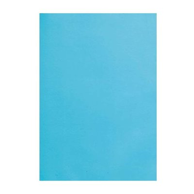 GBC voorblad A4 PVC 180micron blauw