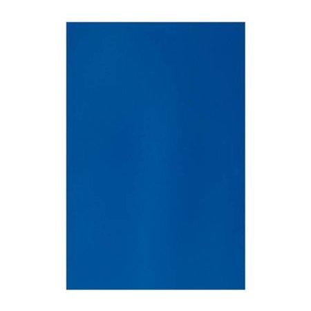 GBC voorblad A4 Polyopaque 300micron donkerblauw