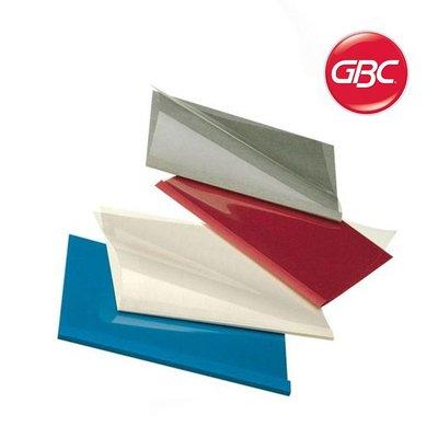 GBC 3mm omslag linnen/wit