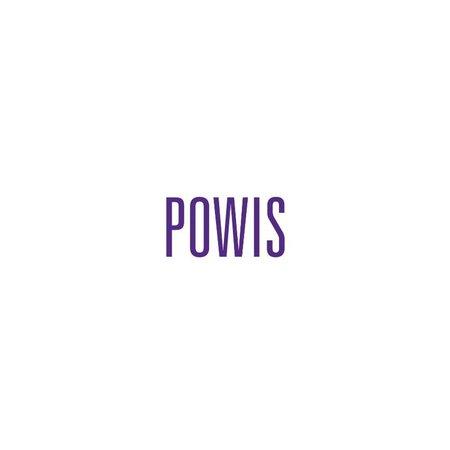 Powis Parker Bindstrips formaat smal 500st.