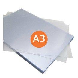 Huismerk Voorblad A3 mat/transparant 280micron