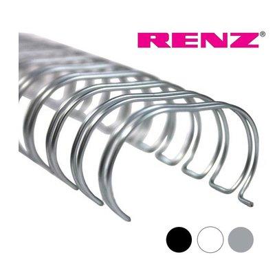 Renz 8,0mm wire-o draadbindrug 3:1