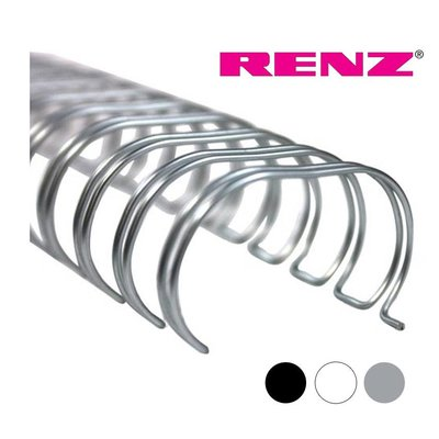 Renz 8,0mm wire-o draadbindrug 2:1
