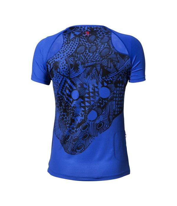 Farah shirt blauw