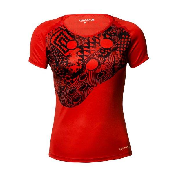 Farah sport shirt rood