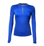 Gabra long sleeve shirt blue