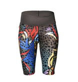Leyla tight Africa print