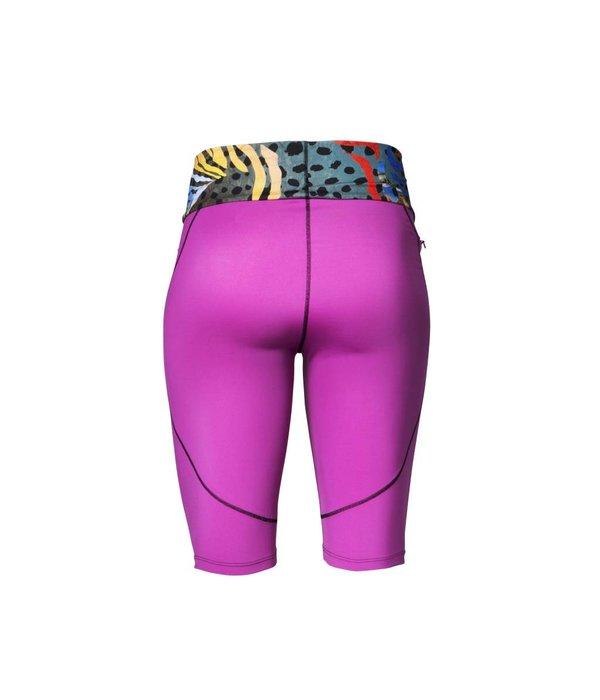 Leyla tight roze