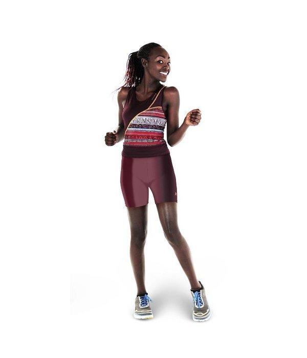 Swara sport top / singlet (Let op! De top valt klein uit)