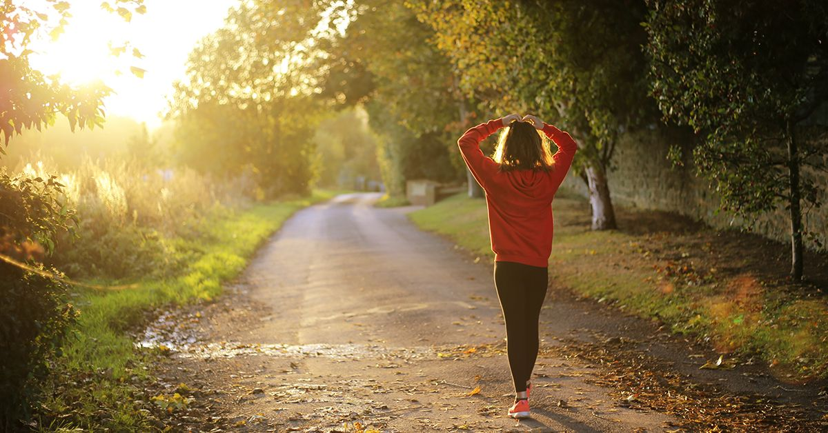 Hardlopen met warm weer