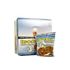 Chef Jays Tri-o-Plex Protein Cookies