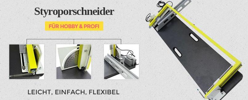 Slide - Styroporschneider
