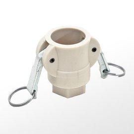 Mörtelkupplung MT Innengewinde Kunststoff